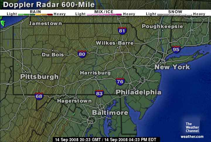 NJSurfer com Weather Page